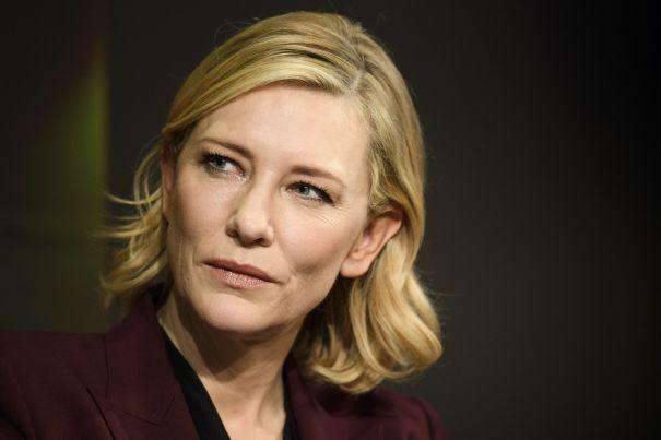 Cate Blanchett Calls For Doc Makers To Shine Light On Refugee Crisis | Deadline
