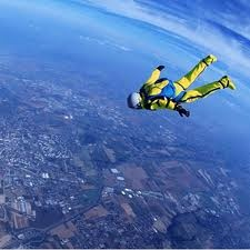 skydive - tracking