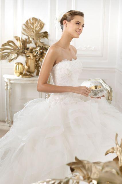 Traumhaft schöne Brautkleider bei Brautmoden Bösckens [Fotos]