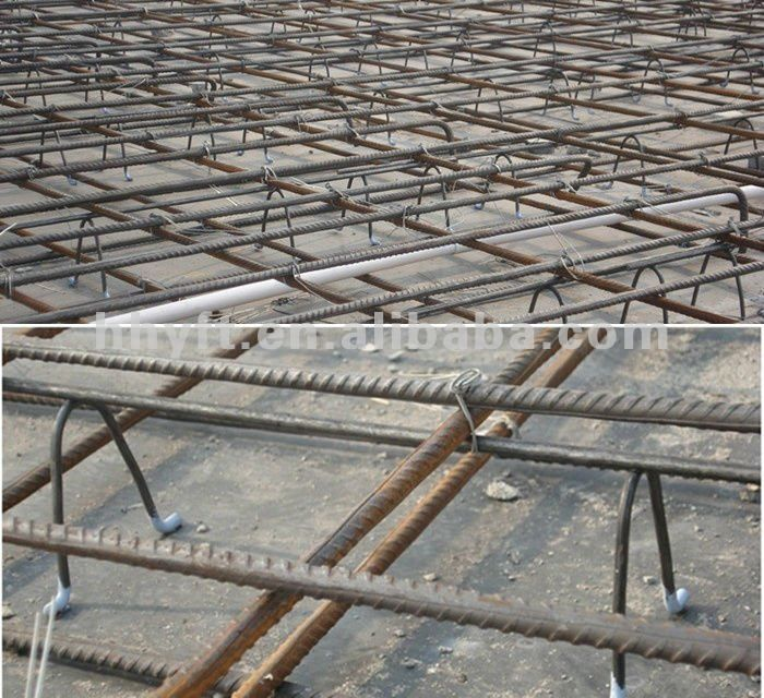 Slab Bolster Rebar Detailing Building Construction Building