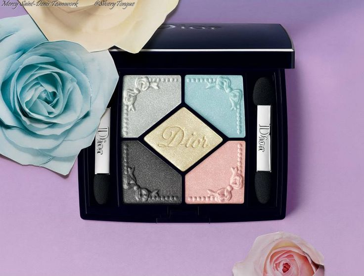 Christian Dior Marie-Antoinette Inspired Spring Makeup Collection Unveiled.