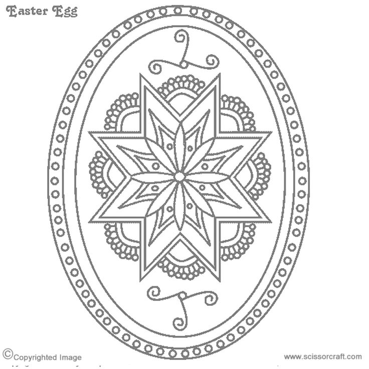 Great website for printable Pysanky egg designs http://www.papereggs.com/pysanky.htm