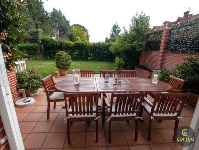 17 best venta de inmuebles propiedades pisos chalets for Alquiler de bajos con jardin en las rozas