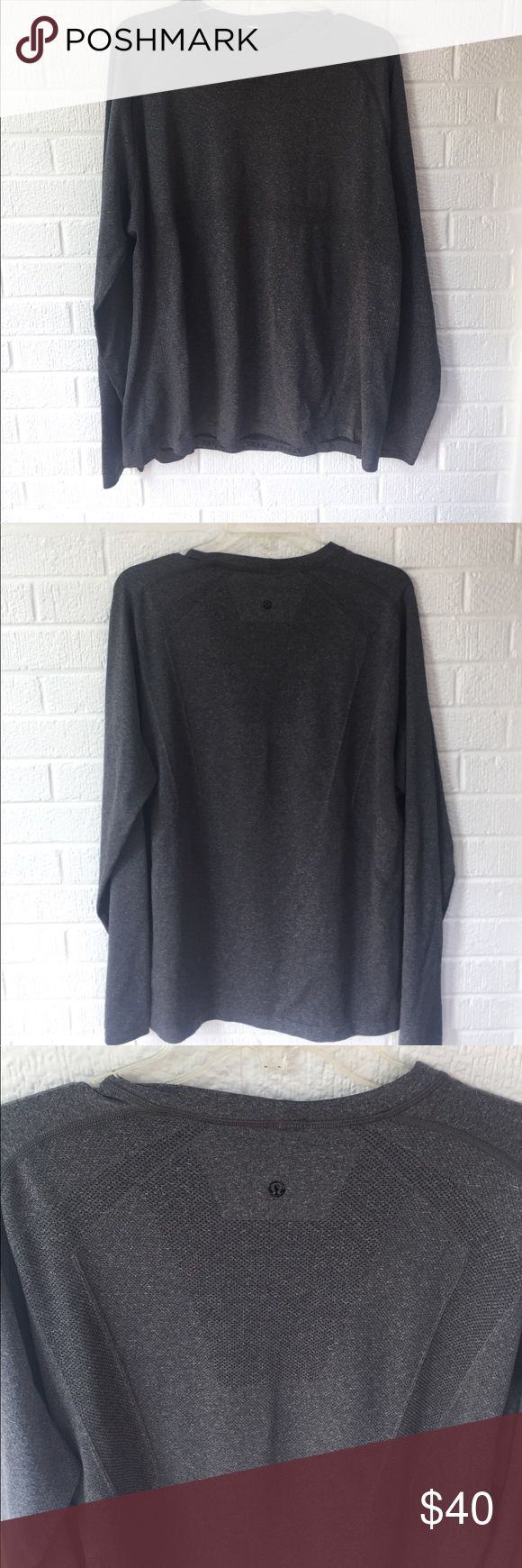 Lululemon Men's Top Excellent condition Men's long sleeved top. lululemon athletica Shirts Tees - Long Sleeve