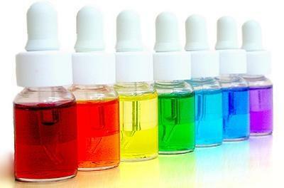 Colori e tecniche pittura: cromoterapia