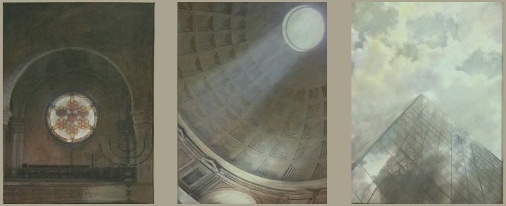 The Frost Museum Presents Karina Chechik: Architectures of Light. | MetroCitizen Magazine