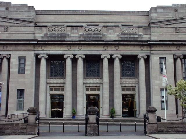 Dublin Landmarks - National Concert Hall