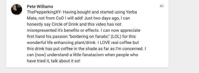 Mate Power! #yerbamate #tea #coffee #food