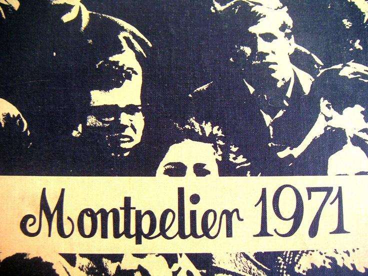 Vintage Yearbook -James Madison High School, Montpelier 1971. Vienna, Virginia. Vol XI. Memory Lane,Keepsake. $20.00, via Etsy.