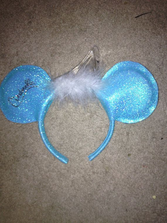 Mickey+ears+inspired+by+Disneys+Cinderella++by+BrookeHyland345,+$20.00