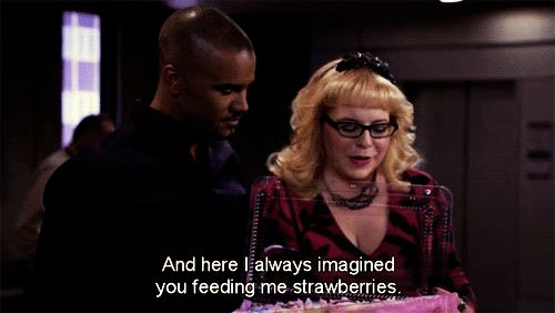 "And that is why all of us feel just like this: | 25 Reasons To Love Derek Morgan From ""Criminal Minds"""
