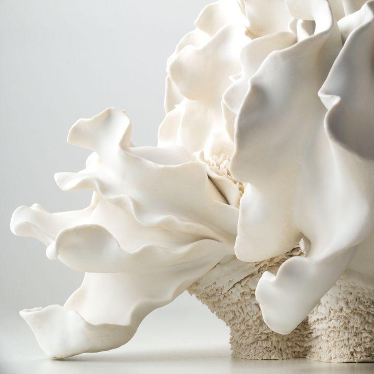 "ronbeckdesigns: "" sculpture | Noriko Kuresumi """