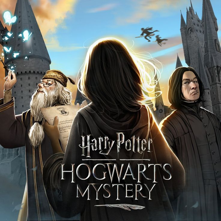 Stop by the booth to demo the game and meet the team. Harry Potter: Hogwarts Mystery, January 2018