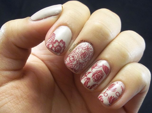 MoYou London Stamping!