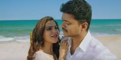 Latest Images of En Jeevan Video Song From Theri Hot Gallerywww.vijay2016.com