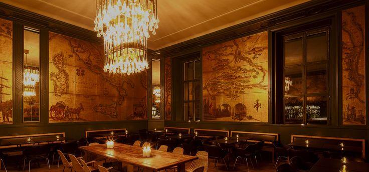 goldene bar, haus der kunst, münchen.
