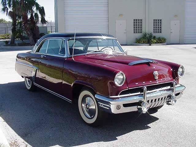 1952 Cars | 1952 mercury monterey 2 door hardtop