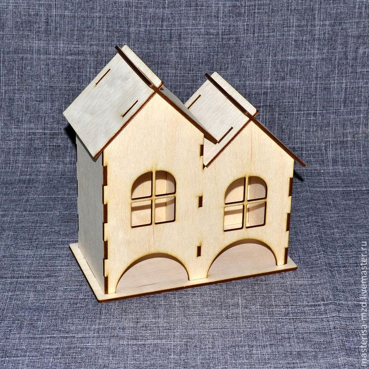 Купить ЧД-06-002. Двойной чайный домик с окошками - бежевый, чайный домик
