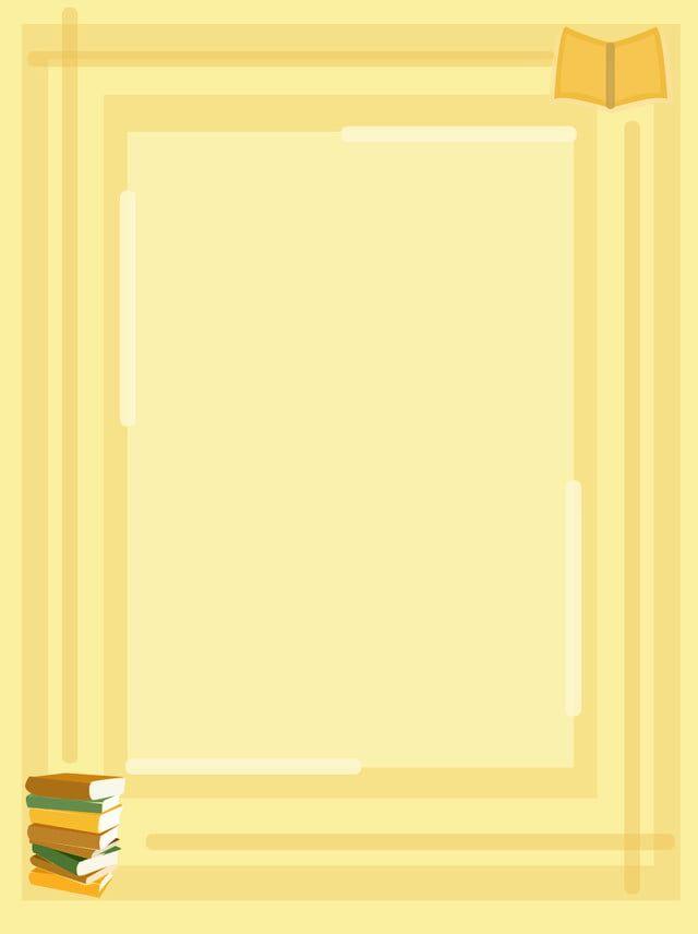 كتاب خلفية صفراء بالكامل مرسومة باليد الأصفر Hand Painted Home Decor Decals Background