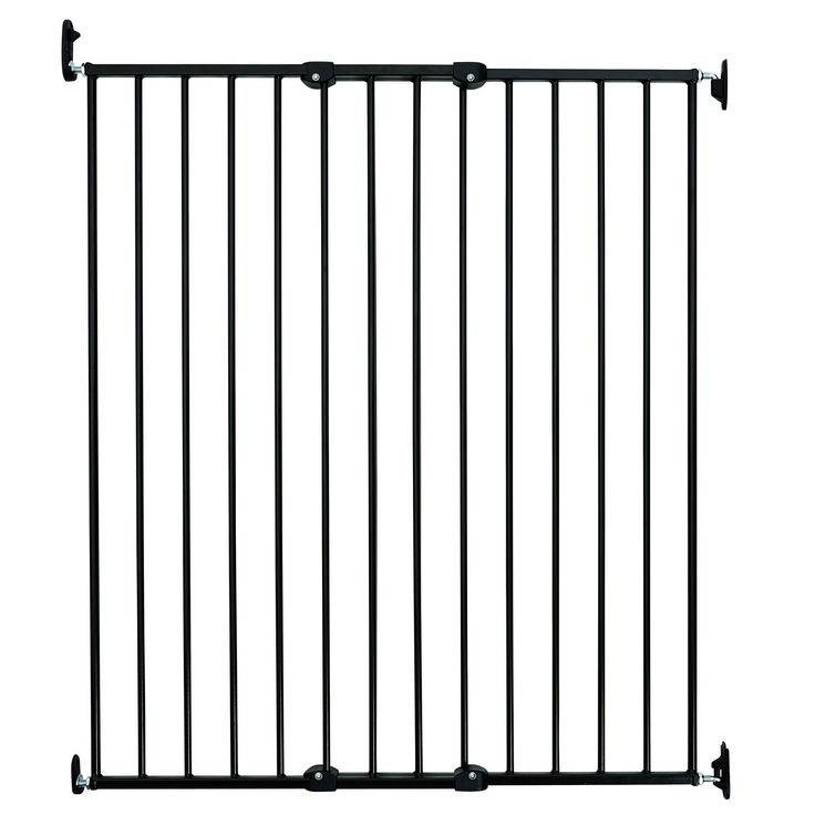"BabyDan Pet Streamline Extra Tall Wall Mounted Gate (24.8 - 42"")"