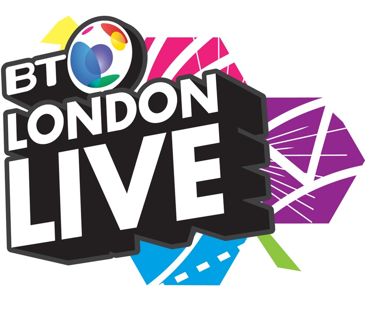 BT London Live LOGO Festival Event Logo
