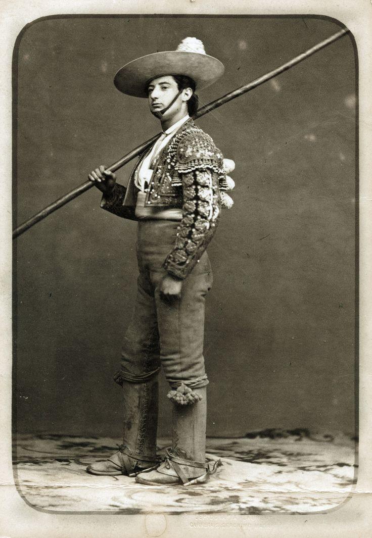 Juan Laurent - Picador, 1866