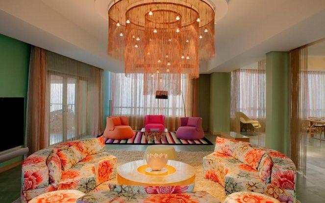 Hotel Missoni: Favorite Places, Lifestyle Hotels, Missoni Hotels, Kuwait Cities, Luxury Lifestyle, Cities Designrulzcom, Bright Colors, Hotels Missoni, Flower Pattern