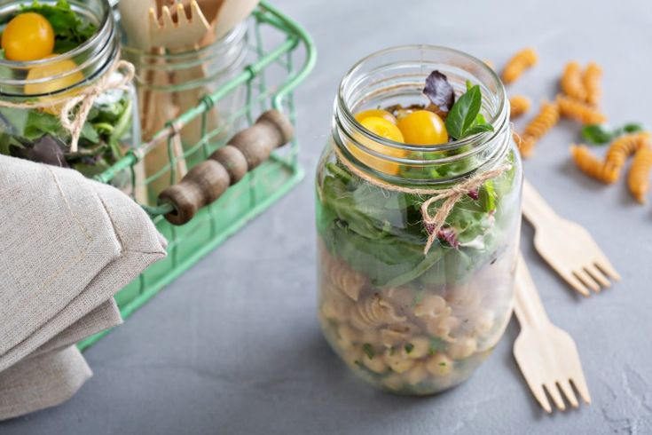 Tips on How to Pack Salads in Mason Jars + 5 Easy Recipes - DontMesswithMama.com