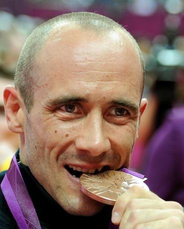 Matteo Morandi ha conquistato il bronzo agli anelli, chiudendo la finale con il punteggio di 15.733 (Ansa/Onorati)