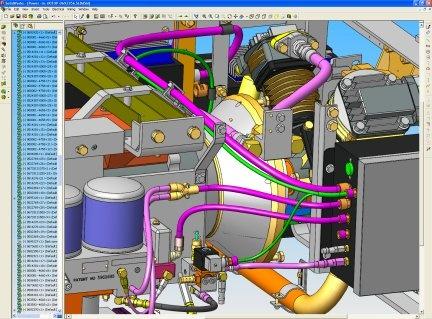 Solidworks Routing | Solidworks 3d mechanical design software
