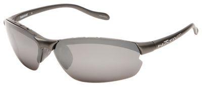 Native Dash XP Polarized Sunglasses - Charcoal/Silver Reflex Mirror