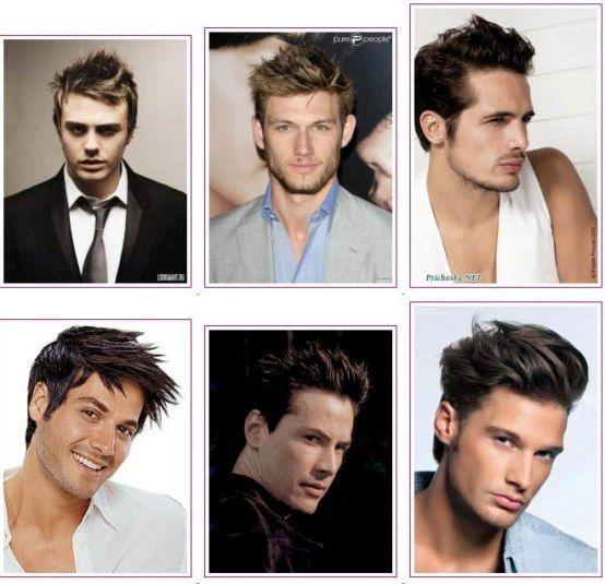 Модные и стильные мужские стрижки на короткие волосы 2014, фото