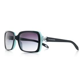 Tiffany & Co. | Item | Victoria rectangular sunglasses with Austrian crystals. | United States