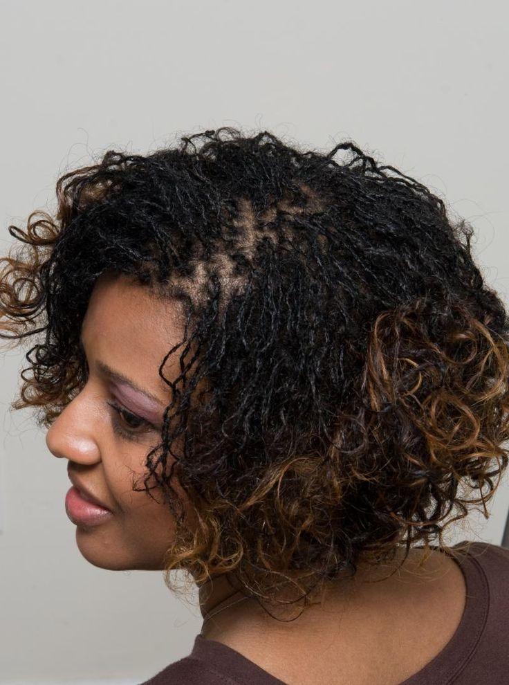 sisterlocks hair styles