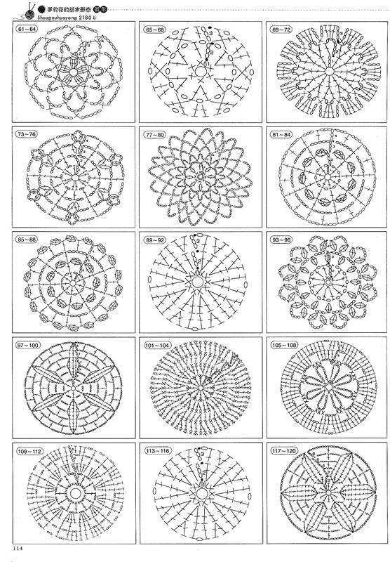 10+ best ideas about Crochet Circle Pattern on Pinterest ...