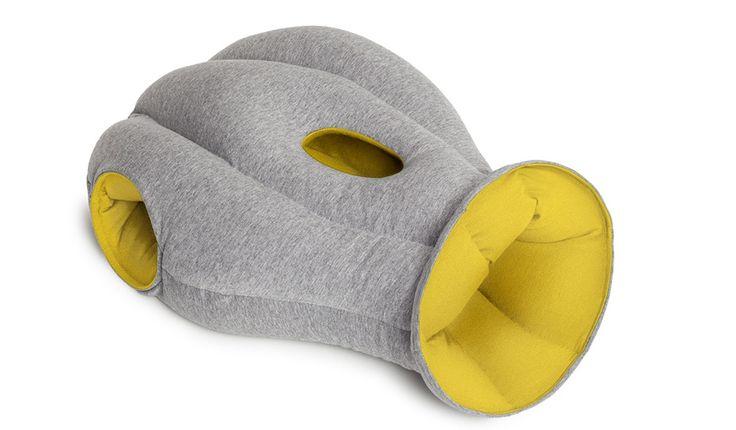 MONOQI | Ostrich Pillow - Yellow