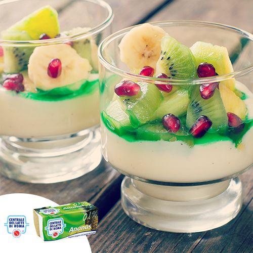 Un'idea di dolce post pranzo leggera ma appetitosa: #yogurt magro all' #ananas della Centrale con pezzi di frutta fresca! http://www.centralelattediroma.it/prodotti/yogurt-magro-ananas-con-pezzi-di-frutta/ #HealthyFood