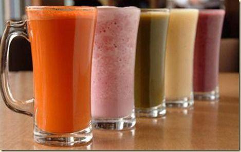 Si seguir una dieta balanceada te resulta difícil, qué te parece comenzar por desintoxicarte mediante estos Jugos buenos para el organismo