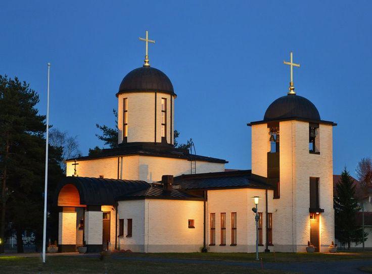 Porin ortodoksinen kirkko/Orvo :Lähteenmäki https://www.facebook.com/photo.php?fbid=1738913339660667