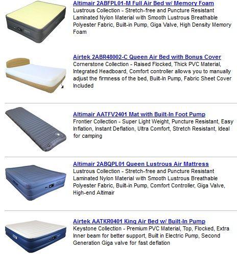 air mattress with built in pump at air mattress direct we supply high quality air