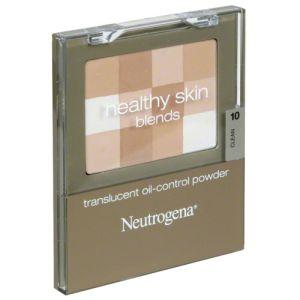 Neutrogena Healthy Skin Blends Translucent Oil-Control Powder Clean