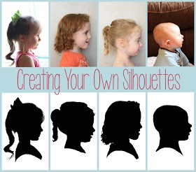 Mother's Day Silhouette Project - Photoshop
