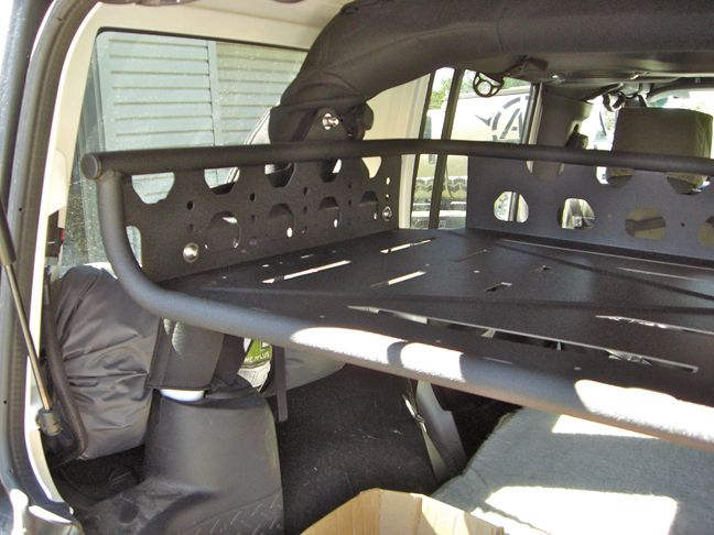 At Jeep Jk Interior Cargo Rack Products Adventure And