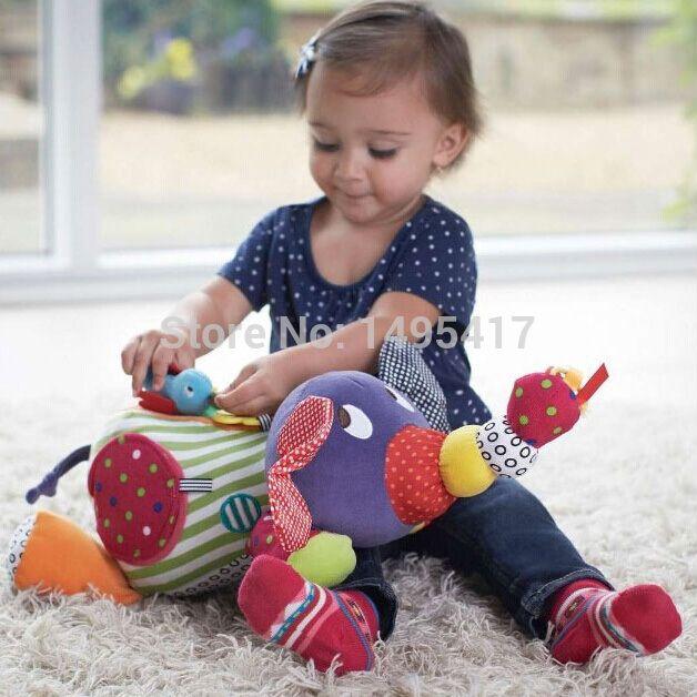 Dziecko Zabawki Mamas Papas Wózek Mobiles Zabawki Dla Niemowląt 0-12 Miesięcy Dziecko Grzechotki Zabawki Dla Niemowląt Zabawki Edukacyjne Brinquedos dla Małych Dzieci