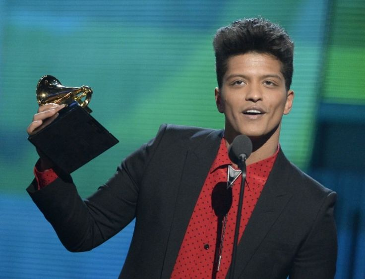 #BrunoMars Grammys 2014: Winners from the 56th annual Grammy Awards