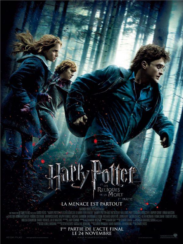 Harry Potter et les reliques de la mort - partie 1 - film 2010 - AlloCiné
