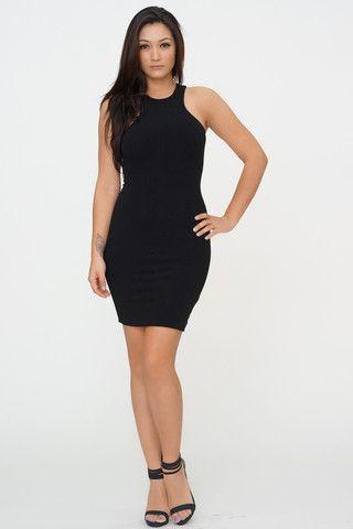 Tess Classic Dress