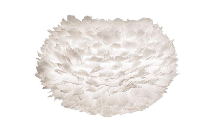 MONOQI | Großer Eos Lampenschirm - Weiß