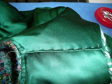 Твид и букле: Классический кардиган куртки EmmaOneSock Швейные Учебники