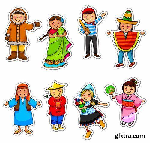 dibujo mundo niños - Buscar con Google   culturas del mundo ...